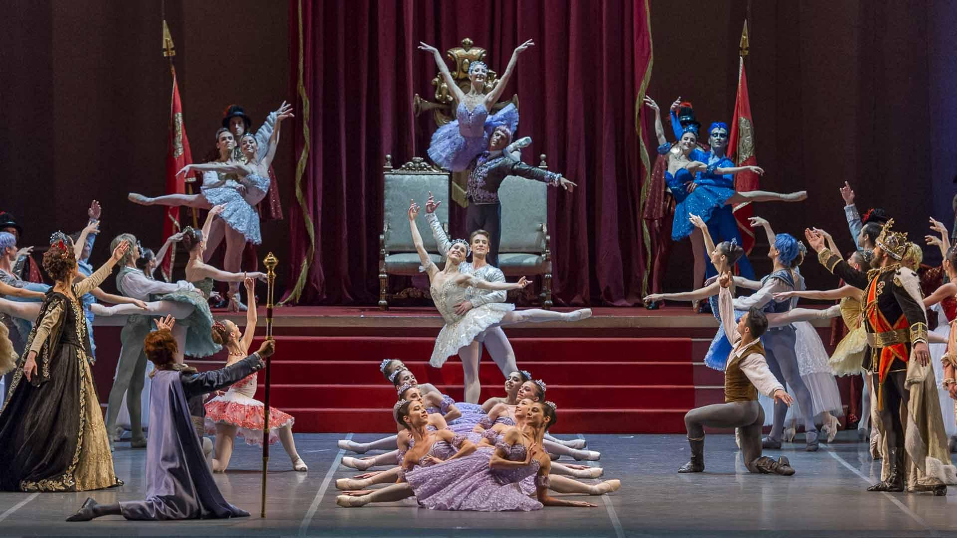 La bella durmiente del bosque | Teatro Colón La bella durmiente ...